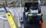 Centrala, hidravlična, 24V, 6 operacij, za snežni plug