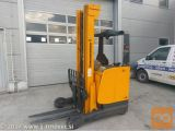 Viličar, Jungheinrich ETV214 G-650 DZ, elektro, paletni