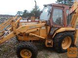 rovokopač, case 580 g
