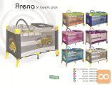 Posteljica Arena 2+ Bertoni Kolekcija 2013
