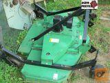 AgroPretex DM 180, Rotacijski mulčar - testni