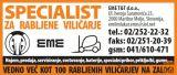 Viličar, DanTruck 9680, dizel