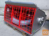 Mešalna zajemalka za beton ,  Terex (MF) 860,