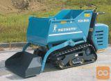 Mini transporter, MESSERSI TCH-R16D (mini demper)