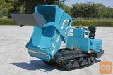 Mini transporter, MESSERSI TCH-1500 (mini demper)
