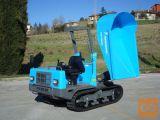Mini transporter, MESSERSI TCH-2500 (mini demper)