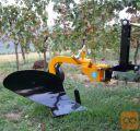 Plug, AgroPretex P18, za traktorje 16-30 KM