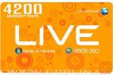 Xbox Live 4200 točk (EU)