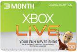 Xbox Live Gold 3 mesece