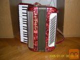 Klavirska harmonika Melodija Manon