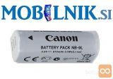 NB-9L baterija za Canon