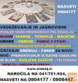 JASNOVIDNI POGLED - MAGIČNI UROKI-POMOČ V STISKI 0904177
