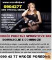 EROTIČNE AVANTURE 0904277 SEX POHOTNA SPROSTITEV