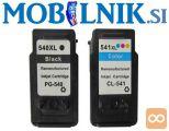 KARTUŠA Canon PG-540XL črna, Canon CL-541XL barvna