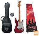 SX SST57 - CAR Električna kitara električne kitare