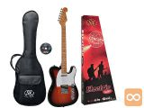 SX STL50-2TS Električna kitara električne kitare telecaster