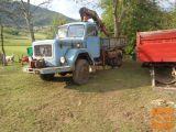 TAM 110 T10 4X4+VITLA gozdarsko vozilo