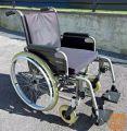 Invalidski voziček Novacare, sedež širine 50cm