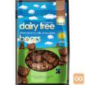 Bio čokoladni medvedki, brez glutena, 125 g