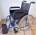 Invalidski voziček Meyra, z novo sedežno blazino