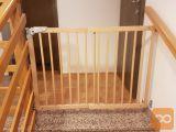 Zaščitna varnostna ograja za otroke
