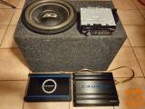 Avto ozvočenje Pioneer, AQ, Blaupunkt
