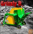 ROSSELLI Grizzly 700R, Cirkular - žaga za traktor