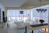 Malinska- Luksuzni apartman u modernoj vili sa okućnicom!!