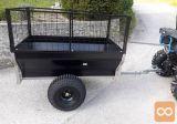 Tovorna prikolica Shark WOOD 550 (ATV prikolica)