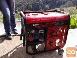 Prodam agregat na diesel motor