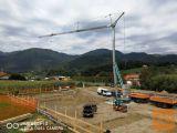 Gradbeni stolpni žerjav CATTANEO CM 75A - Samopostavljiv
