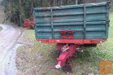 Traktorska kiper prikolica, Tehnostroj EP 500