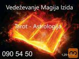 POCENI TAROT IN ASTRO NAPOVED, ASTRO TAROT IZIDA