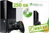 Xbox 360 Slim 250GB + iXtreme v4.0 + Xbox Live slušalke