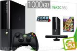 Xbox 360 E Stingray 1000GB Kinect + JTAG