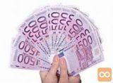 imamo prejeli posojilo 5000 evrov v 24h