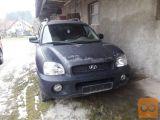 HYUNDAI SANTA FE 2.4 4WD po delih