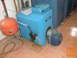 Peč na olje za centralno ogrevanje Buderus Logano G115