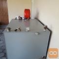 Rezervoar, DxŠxV 1400x1000x800 mm s priborom