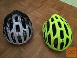 Prodam 2 kolesarski čeladi, cena za kos 25€