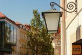 Zunanje svetilke, kandelabri in urbana oprema