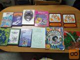 razne otroške knjige