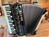 Klavirska harmonika RUTAR - NERABLJENA