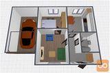 Žalec 2-sobno 44,5 m2