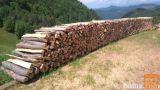 Suha bukova metrska drva ali mešana bukev-črni gaber. 40m.