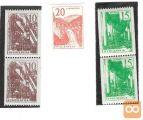 Jugoslavija znamke za avtomate 1959-1961