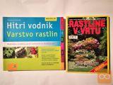 VARSTVO RASTLIN - HITRI VODNIK + RASTLINE V VRTU