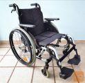 Invalidski voziček Otto Bock, z dodatnima zavorama