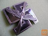 Izredno redka nacistična pilotska značka.